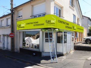 Constructions Emi&259.jpg039;Bat Construction Image Travaux 131 Rue Docteur Jean Mac 259